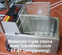 Electric Deep Fryer 2