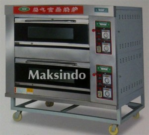 Gas Baking Oven 2