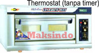 Gas Baking Oven 3