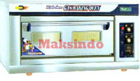 Gas Baking Oven 4