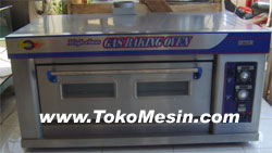 Gas Baking Oven 5