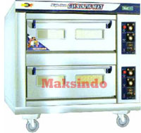 Gas Baking Oven 6