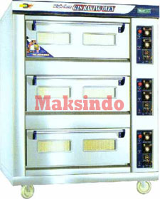 Gas Baking Oven 7