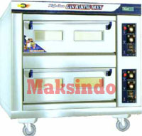 Mesin Oven Pizza  2