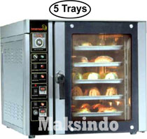 Mesin Oven Roti (Convection Oven) 4