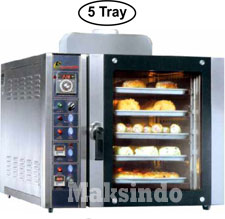 Mesin Oven Roti (Convection Oven) 5