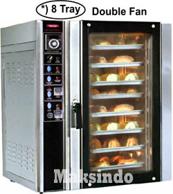 Mesin Oven Roti (Convection Oven) 6